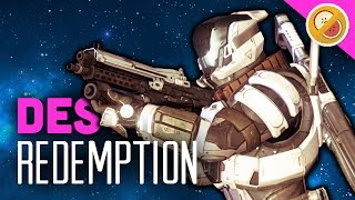 Destiny Fruit's Redemption - The Dream Team (Funny Moments)