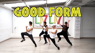GOOD FORM - Nicki Minaj | CHOREOGRAPHY  | Nicolás Vélez ft Hugo Sannins, Tato, Camilo Llanos Video