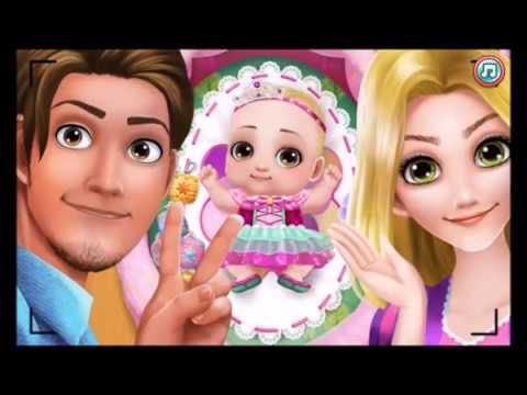 Rapunzel Pregnancy - Game Walkthrough  Kiz10girls.com