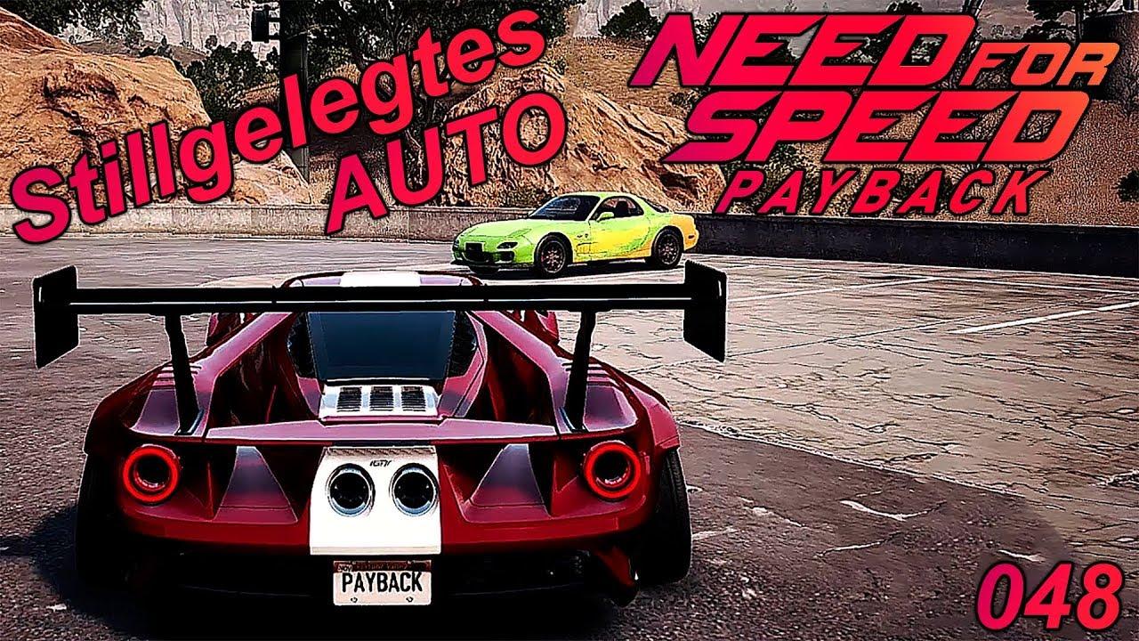 need for speed payback stillgelegte auto