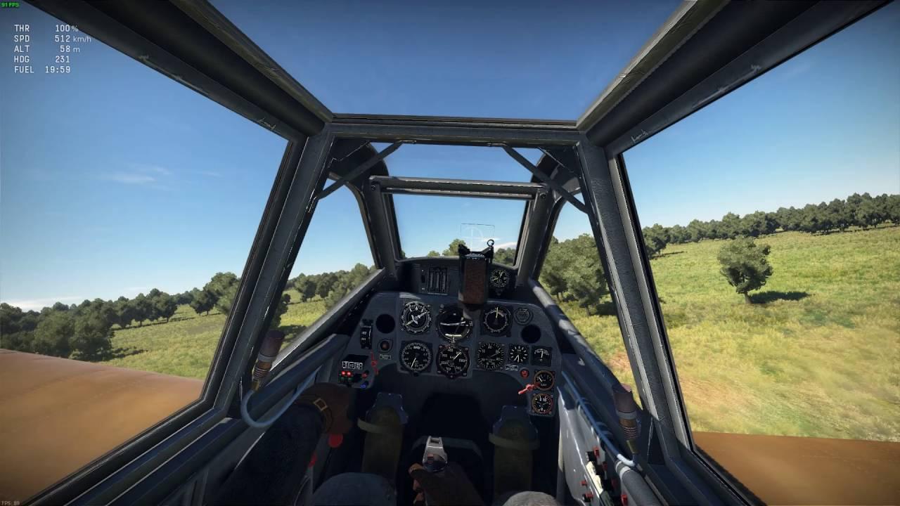 war thunder simulator