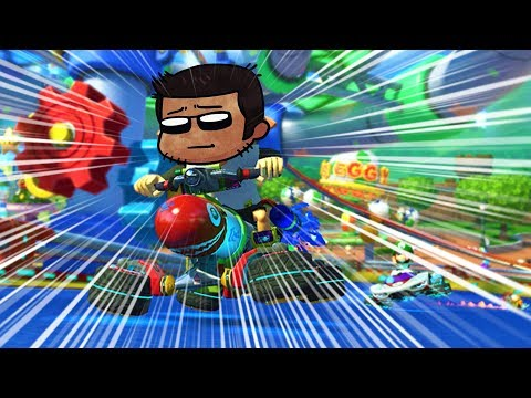 BRONOL LE VICTIMISATEUR [ BEST OF ] | Mario Kart 8 deluxe