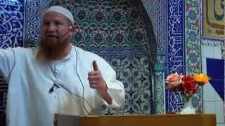 Pierre Vogel - Laut Koran kommen die Christen in die Hölle (Frankfurt 14.07.12)