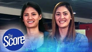 Santiago Sisters Return From Japan, Relive UAAP Memories | The Score