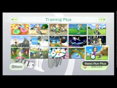Wii Fit Plus - Quick Look - YouTube