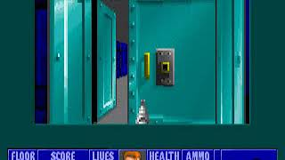 Wolfenstein 3D gameplay