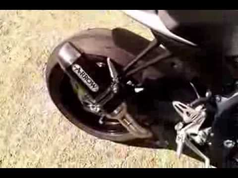 suzuki gsx r 750 arrow no db killer youtube. Black Bedroom Furniture Sets. Home Design Ideas