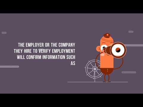 What Is Included In Your Employment History