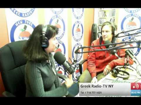 Stratos Tzortzoglou - Interview with Alexandra Mendoros 2015