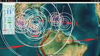 1/09/2018 -- Very large M7.6 Earthquake strikes Caribbean / Gulf Honduras Central America