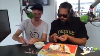 Tütendrehen mit Samy | Samy Deluxe zu Gast bei Max