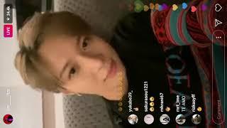 [191205] Full SHINee Taemin's insta live - 샤이니 태민의 인스타 라이브 방…