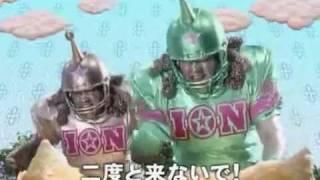 エーザイ鼻に塗るマスク クリスタルヴェール クール登場 編 2011年.