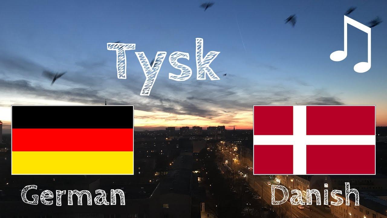 Lær før du sover - Tysk (indfødt talende)  - med musik