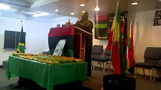 UNITED AFRICAN MOVEMENT 23RD ANNIVERSARY PT 3 [2011]