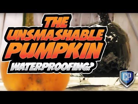 Punkin Chunkin & Basement Waterproofing