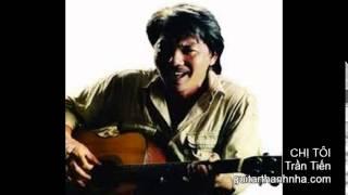 CHỊ TÔI - Guitar Solo, Arr. Thanh Nhã