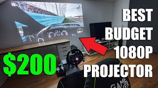 BEST 1080P BUDGET PROJECTOR!! ONLY $200 - VANKYO V630 Unboxing and Complete Setup!