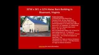 Agricultural Buildings, Post Frame, Pole Buildings, Pa, Nj, Md, De, Wv, Va, Ny, Ma, Ct, Oh
