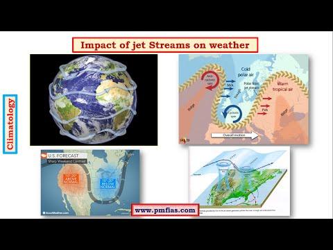 C10-Jet Streams for upsc ias-Impact of Jet Streams on Weather