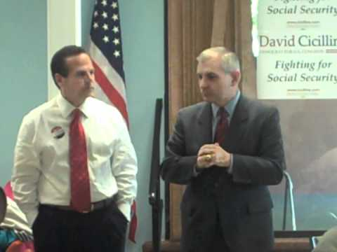 Senator Jack Reed Supports David Cicilline for Congress