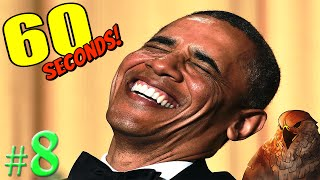 60 Seconds DLC Gameplay - Ep 8 - Challenge: I Am Obama 1/2 [Let's Play 60 Seconds]