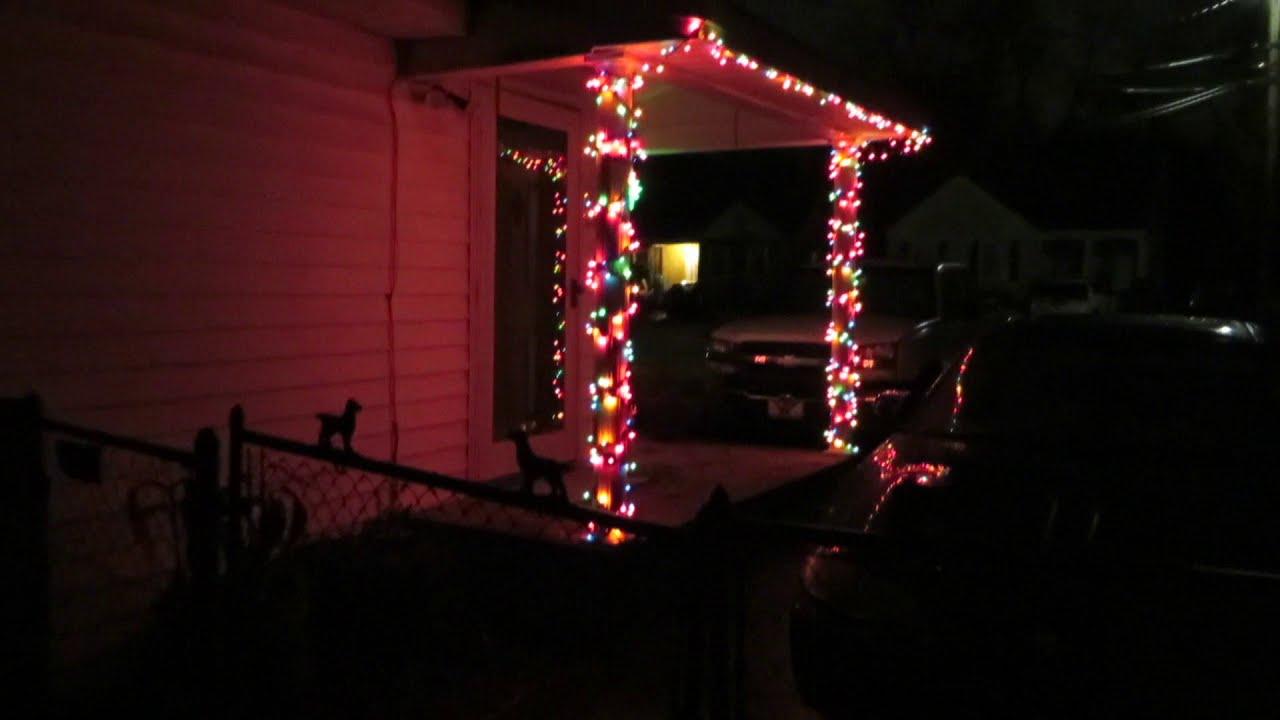 Christmas Lights Northdale 2021