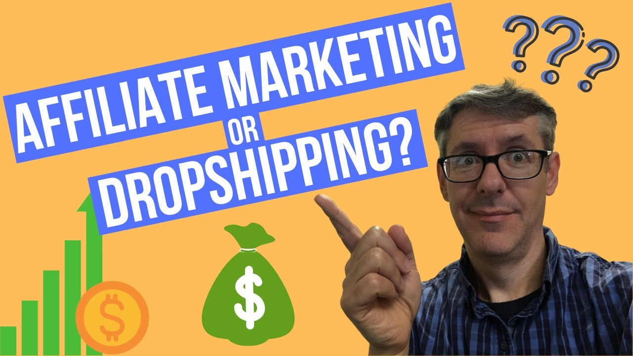 Which is Better Affiliate Marketing or Dropshipping? (Amazon and Clickbank Affiliate Marketing)