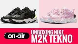 SBROnAIR Vol. 71 - Unboxing Nike M2K Tekno #piranomeuair