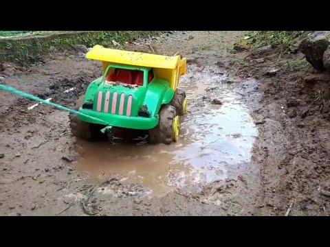 Main Truk Pasir Anak #8 || Car Wash Truck || Dunia Anak || Mainan Anak || Video For Kids