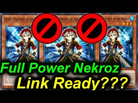 How It Would Look Like Full Power Nekroz In Link Format 2017??