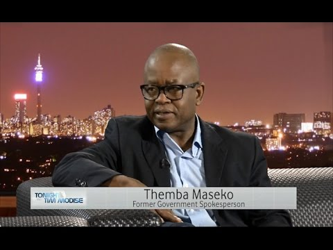 Thumbnail: Former GCIS CEO, Themba Maseko on the 'state capture' report & how the Guptas got him fired!