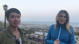 Дагестан принимает гостей из всего мира/ Дербент часть 2