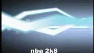 nba 2k8 vs nba live 08