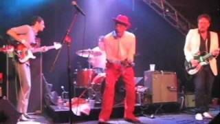 Andre Williams - Bad Mother Fucker, Las Vegas Shakedown, 2010
