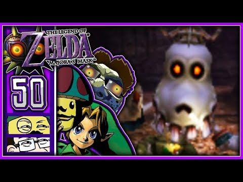 Moggy & Jonny lieben The Legend Of Zelda: Majoras Mask! - [Skelette] #50