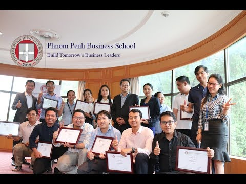 Phnom Penh Business School 2018