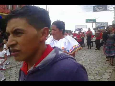 Desfile San Carlos Sija 14 septiembre 2017