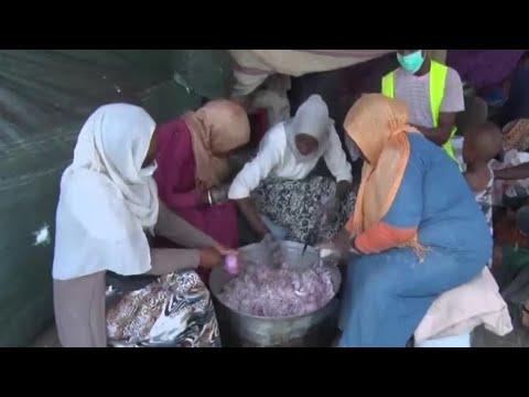 السودان: -المجددون- يحضرون وجبات الإفطار للمتظاهرين في رمضان  - 12:55-2019 / 5 / 6