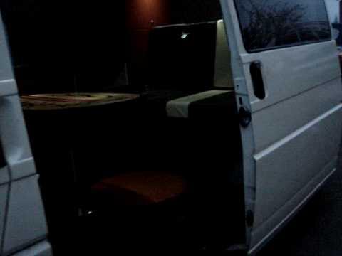 Alex's Transporter T4 Surf bus