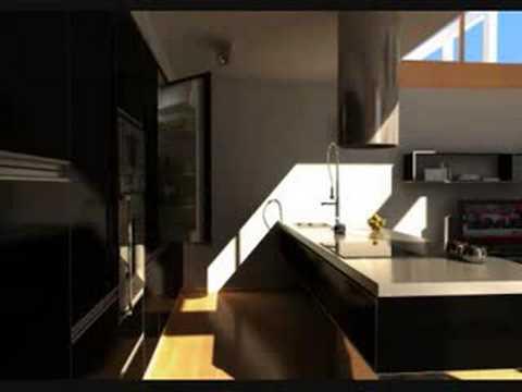 Cocina modelo Manhattan  - www.fisint.com