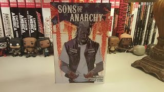 Sons Of Anarchy Vol 3 Overview By  Ed Brisson and  Damian Courceiro