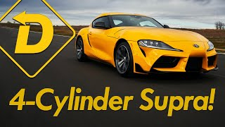 The 4-cylinder 2021 Toyota GR Supra 2.0 Is Here (What's The Verdict?)