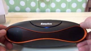 Easy ACC Mini Bluetooth Speaker, FM Radio, and Speakerphone