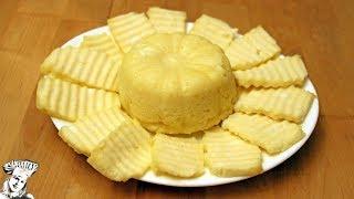 Домашний сыр по рецепту моей Бабушки - Готовим вкусно и красиво