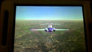Problem with B717 autopilot (Infinite Flight)