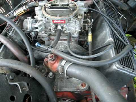 1977 gmc sierra grande k15 350 4bbl open manifolds start and run rh youtube com GMC Sonoma Wiring Diagram 2005 GMC Sierra Wiring Diagram