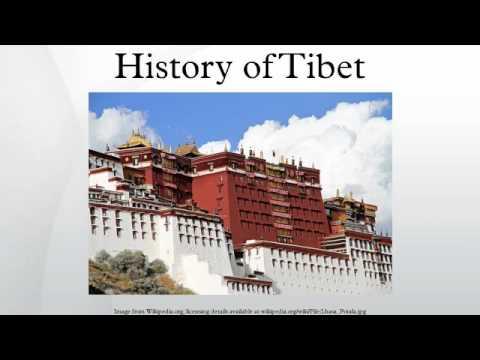 History of Tibet