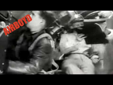 How To Fly The B-17: Ground Operations (1943)