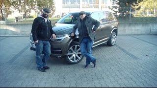 Auta bez ściemy - Volvo XC90